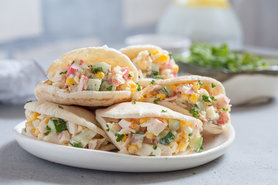 Crab Pitta Pockets